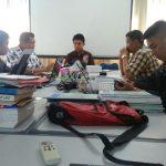 Kunjungan dari Yayasan Nurul Fikri