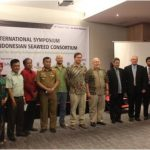 THE 1st INTERNATIONAL SYMPOSIUM OF INDONESIAN SEAWEED CONSORTIUM