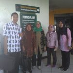 Kunjungan tamu dari Puslitbang Daya Saing Produk dan Bioteknologi KP