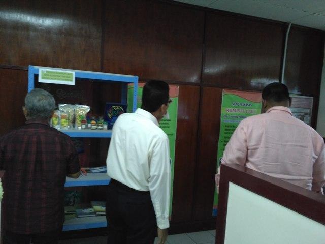 Produk institusi yang tergabung dalam PUI-P2RL-UNHAS