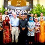 Wali Kota Makassar Jamu Peserta Seminar International Konsorsium Rumput Laut Indonesia