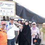 Lokasi Pembibitan Rumput Laut di Teluk Mallasoro Kabupaten Jeneponto, Provinsi Sulawesi Selatan