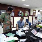 Assoc. Prof. Dr. Marcos das Neves Berkunjung ke PUI-P2RL-UNHAS