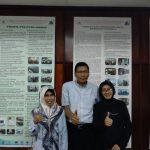 Kunjungan Ikatan Fikologi Indonesia ke PUI-P2RL-UNHAS