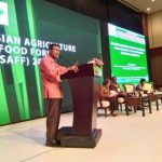 Prof. Dr. Ir. Ambo Tuwo, DEA Menjadi Speaker Pada Kegiatan Asian Agriculture & Food Forum (ASAFF)
