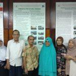 DKP Kabupaten Selayar Berkunjung ke PUI-P2RL-UNHAS