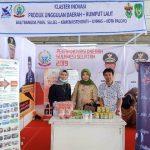 PUI-P2RL-UNHAS Mengikuti Pameran Pekan Inovasi Sulawesi Selatan