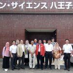 PUI-P2RL-UNHAS Benchmarking ke Tsukuba University, Japan