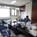 PUI-P2RL-UNHAS Mendapat Giliran Audit Mutu Internal Tahap I Tahun 2019