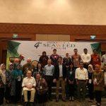 PUI-P2RL-UNHAS Mengikuti Kegiatan 4<sup>th</sup> Indonesia Seaweed Forum